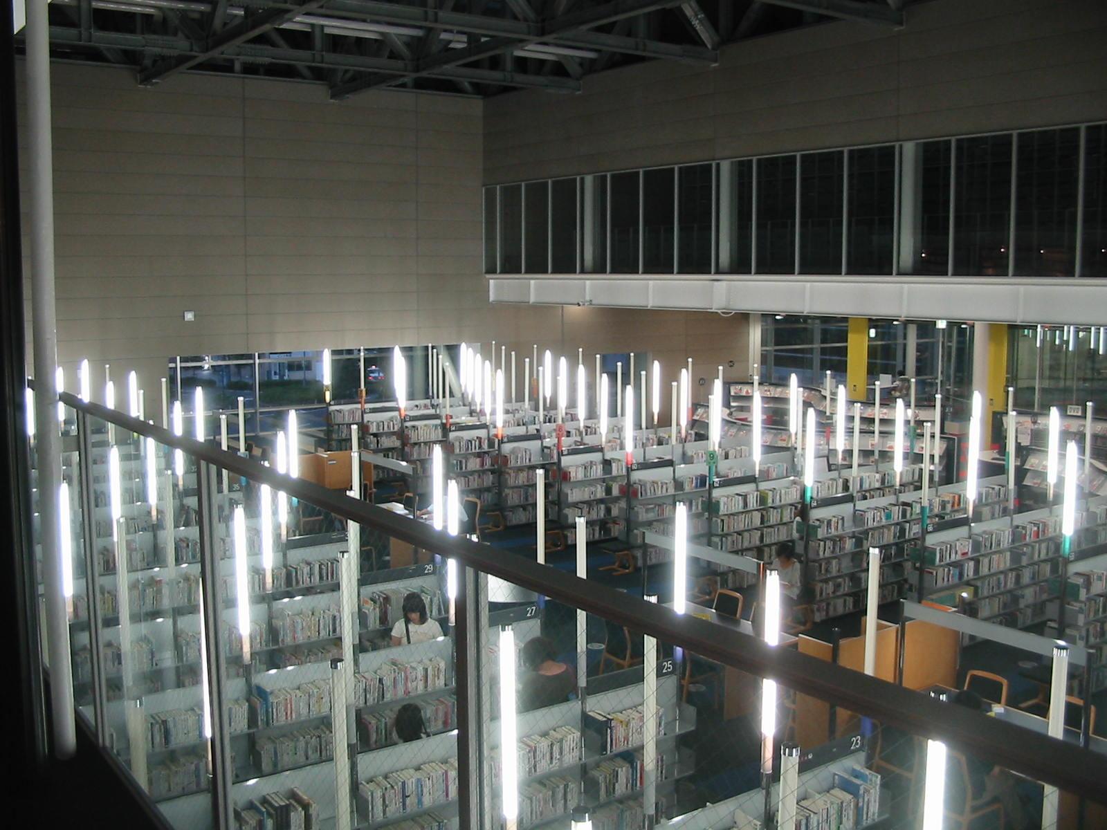 雰囲気が最高の図書館